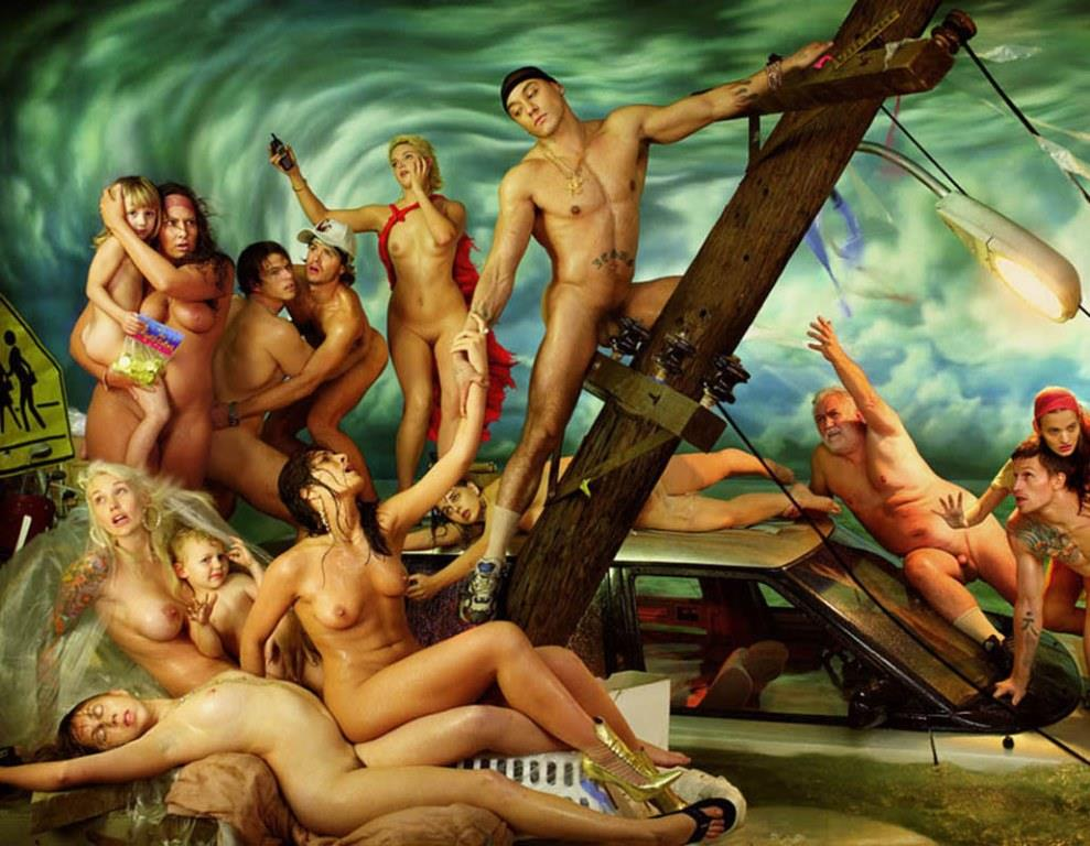 from Louis david lachapelle gay