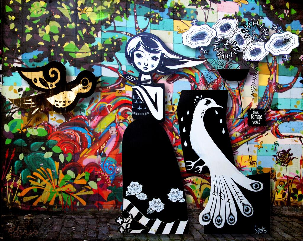 Grafite arte