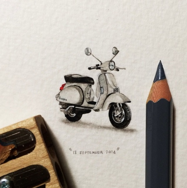 Postcards_for_Ants_Miniature_Watercolor_Paintings_by_Lorraine_Loots_2014_011